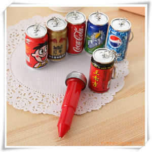 Beverage Bottle Shape Ballpen for Promotion pictures & photos