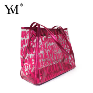 Most Popular Promotional Tote Bulk Wholesale PVC Beach Bag pictures & photos
