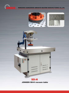 Brush Deburring Machines (SD-H) pictures & photos
