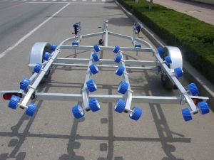 Boat Trailer Dolly Boat Trailer Frame  Manual Winch for Boat Trailer pictures & photos