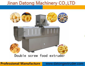 Corn Cruls Snacks Food Making Extruder pictures & photos