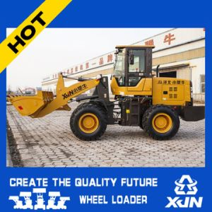 New Design 1.8t Mini Farm Tractor Loader Zl30 Wheel Loader with Ce pictures & photos