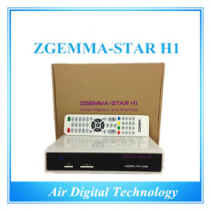 Zgemma Star H1 IPTV Streaming Server Enigma2 TV Receiver pictures & photos
