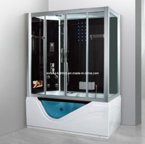 Steam Shower Room with 20 Inch LED Waterproof TV (BF-7707)