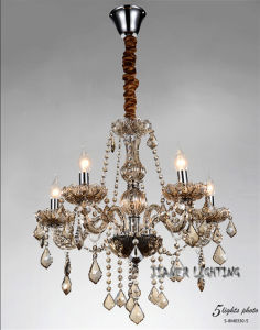 Best-Selling Bohemia Crystal Pendant Chandelier for Resturant pictures & photos