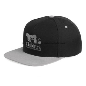 5-Panel Wool Blend Snapback pictures & photos