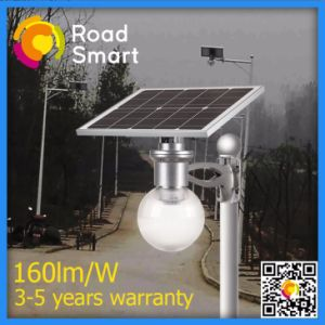 12W Outdoor LED Garden Solar Street Road Lights with Lithium Battery pictures & photos