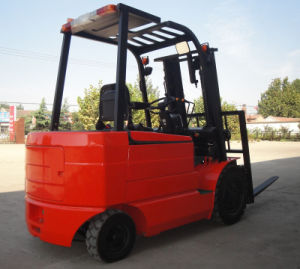 2.5 Ton Electric Forklift Truck with CE Cpd25 Model pictures & photos