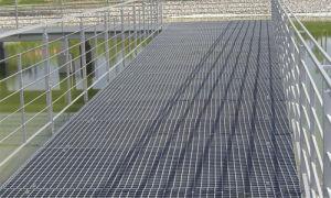 Premium Quality Stainless Steel Galvanized Grid 2015 China
