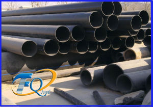 PE Gas Pipe (HDPE water supply plastic pipe) pictures & photos