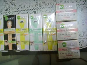 Samples of Daily Commodities BOPP Cellophane Overwrapping Machine pictures & photos