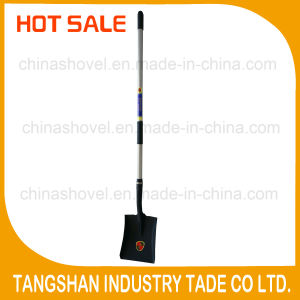 Hot Sale Fiberglass Long Handle Shovel pictures & photos