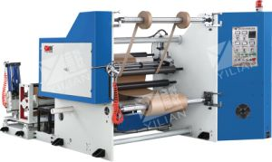 Microcomputer High-Speed Paper Slitting Machine (Verticall) (QFJ1100A-1600A) pictures & photos