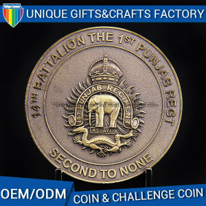 High Quality Antique Souvenir Metal Challenge Coin Collection pictures & photos