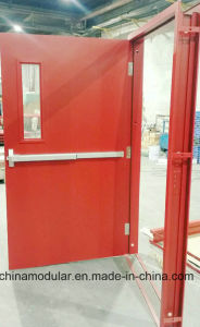 UL Standard Steel Fire Door for Escape Passage (CHAM-ULSD001) pictures & photos