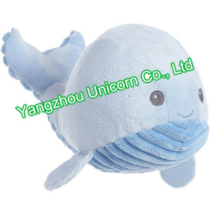 CE Baby Gift Soft Stuffed Animal Whale Plush Toy pictures & photos
