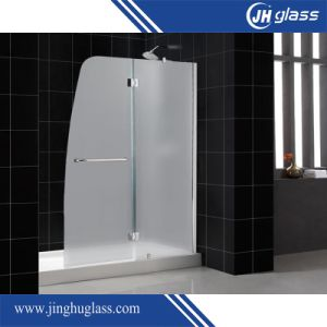 3-19mm Bathroom and Shower Door Tempered Glass pictures & photos