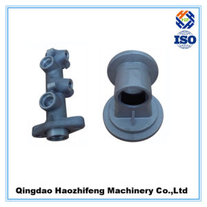 High Quality Custom Aluminium Sand Casting Parts pictures & photos
