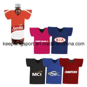 Fashionable Custom Sublimation Printing Neoprene Bottle Holder, Neoprene Double Bottle Holder pictures & photos