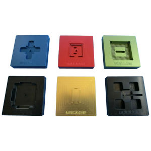 CNC Machining with Oxidizing Surface Finish pictures & photos