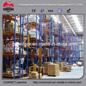 Steel Structure Storage Very Narrow Aisle Pallet Rack Shelf pictures & photos