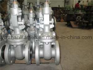 Stainless Steel /Cast/Carbon Steel DIN Standards Gate Valve F4