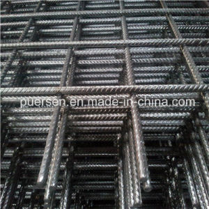 Concrete Reinforcing Steel Mesh Sheet pictures & photos