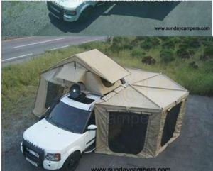 Camping Equipment Store Roof Camping Tent pictures & photos