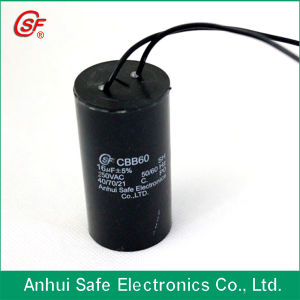China Cbb60 Sh Polypropylene Metallized Film Capacitor