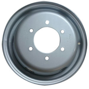 4 1/2j X 14 Truck Steel Wheel Rim for Light Truck for Tyre Size 6.00-14 6.50-14 pictures & photos