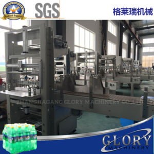 Auto Bottle Film Packaging Machine Price pictures & photos