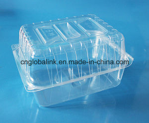 Pet PVC PP Plastic Fruit Container Great Model Grt-480 pictures & photos