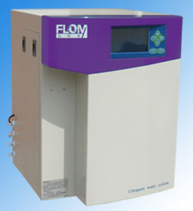 Low Organics Type Lab Water Purification System (FLOM-B)