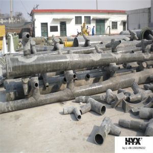 Epoxy Pipe Made by FRP to Resist Erosion From The Fume and Liquid with Sulfur or Fluorin pictures & photos