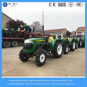 40HP-200HP 4 Wheels China Foton Tractor/Agricultural/Farm/Lawn/Garden Tractor pictures & photos