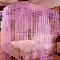 Transparent Thin Bed Mosquito Nets in Summer