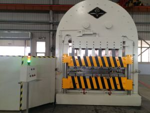 6000t Hydraulic Press for Metal Plates Stamping/Forming-Energy Saving Type pictures & photos