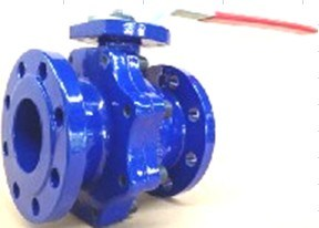 Ductile Iron Body PTFE Seat JIS 10k Ball Valve pictures & photos