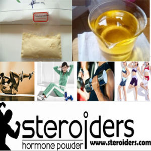 Pure Injectable Muscle Strengthen Anabolic Steroids Trenbolone Enanthate pictures & photos