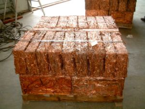 Wire Scrap Copper 99.995% pictures & photos