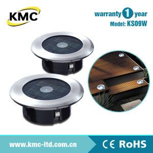 Solar Deck Light (Solar Garden Light) KS09W