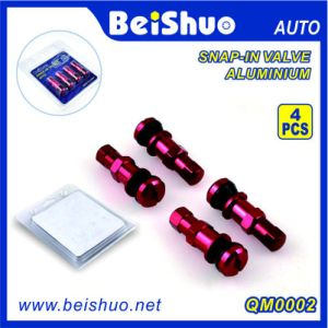 4PCS Set Auto Car Tire Tyre Valve with Blister Packing pictures & photos