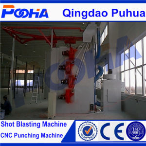 CE/ISO9901 Certificate Hook Type Shot Blasting Machine pictures & photos