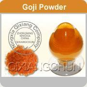 Manufacture Supply Goji Berry Powder