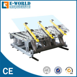 Glass Cutting Loading Machine with Breaking Table pictures & photos