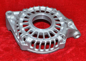 Ventilation Shells Aluminum Die Casting Parts pictures & photos