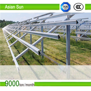 Hye Adjustable Roof Mount Solar Panel System 11kw 11000W Solar Grid-Tied System pictures & photos