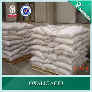 Refind 99.6%Min Oxalic Acid pictures & photos