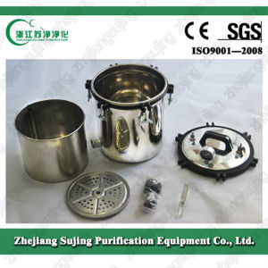 Portable Type Stainless Pressure Autoclave pictures & photos