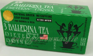 Three Ballerina Herbal Weight Loss Tea, Health Slimming Tea pictures & photos